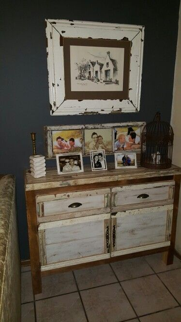 Entry hall table