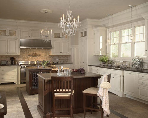 Kitchen Cabinetry By Medallion Traditional Kitchen Cabinets