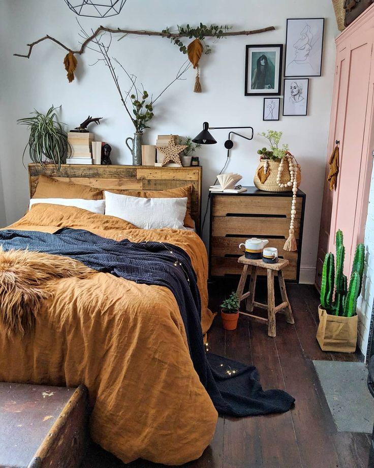 Bohemian Style Homes, Vintage-Dekor, helles und luftiges Design, Wohnaccessoires, Bo …