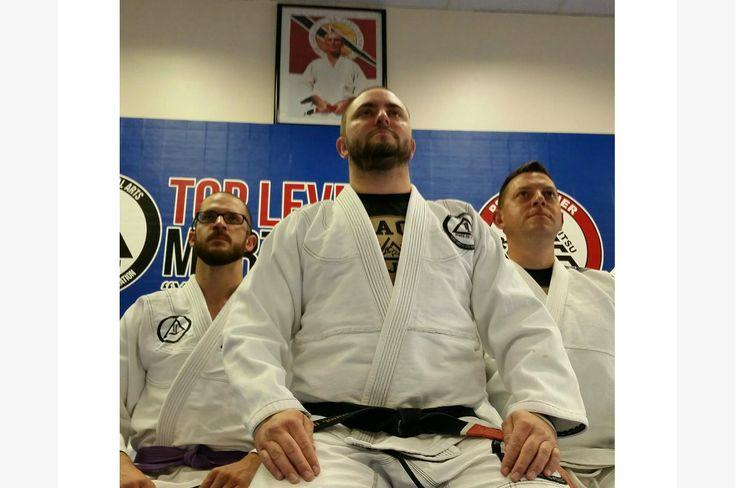 A japanese jiu jitsu blackbelt's first day training BJJ