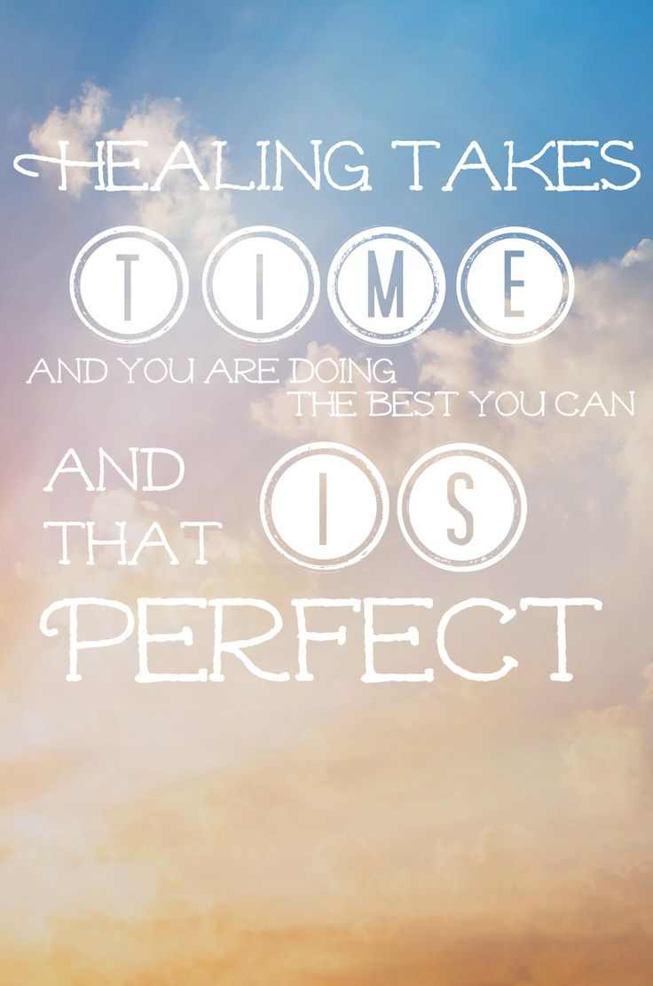 best Inspirational Nature Quotes images on Pinterest   Words     Healing is a matter of time  but it is sometimes also a matter of  opportunity