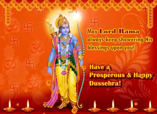 Send happy #Dussehra wishes to your family and friends with this #ecard. 1c1a9ed5aa903515c43ca80b6d6f8d65  ecard holidays events