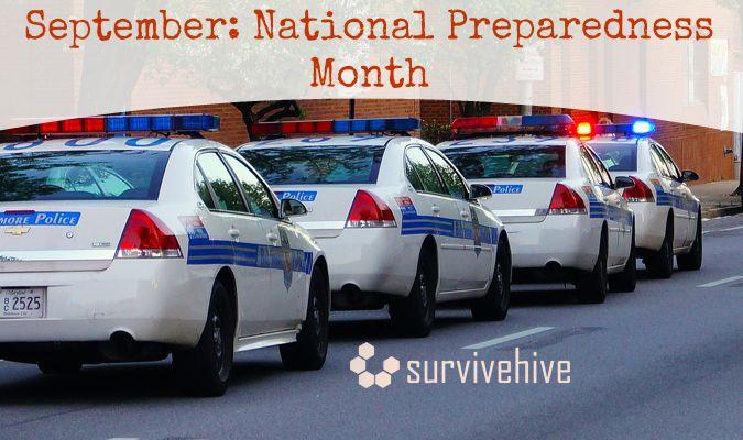 Survivehive | National Preparedness Month: September! | #prepbloggers #preparedness #events