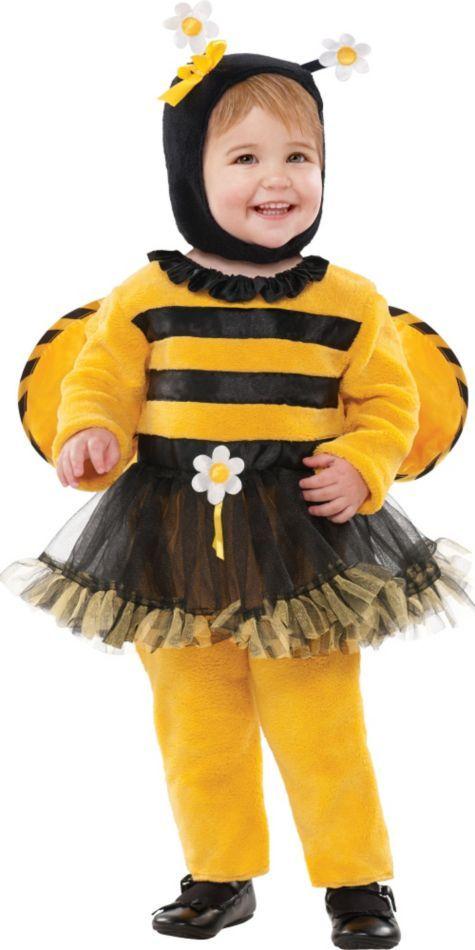 Baby Bitty Bee Costume