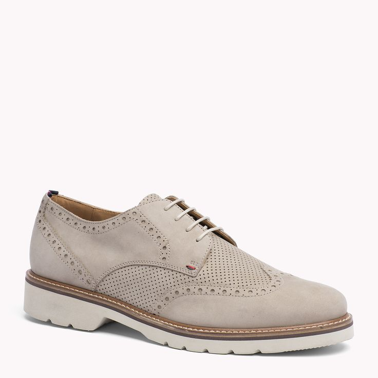 Suede Laced Shoe | Tommy Hilfiger