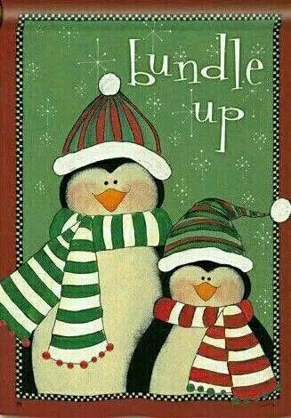 Stay warm my friends  !