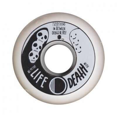 skate wheel, inline, Be-mag, Circolo, size: 57mm, hardness: 89A
