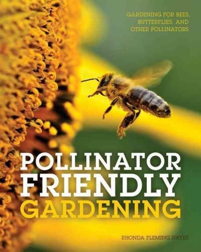 This is the perfect book for anyone who wants to help support our pollinators. Are you interested in growing a naturally healthy garden? How about making sure your local environment helps bees, butter  http://www.dealofthedaytips.com/