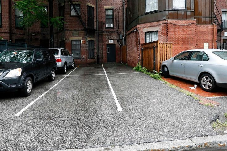 How much value does a Boston parking space add to a home?