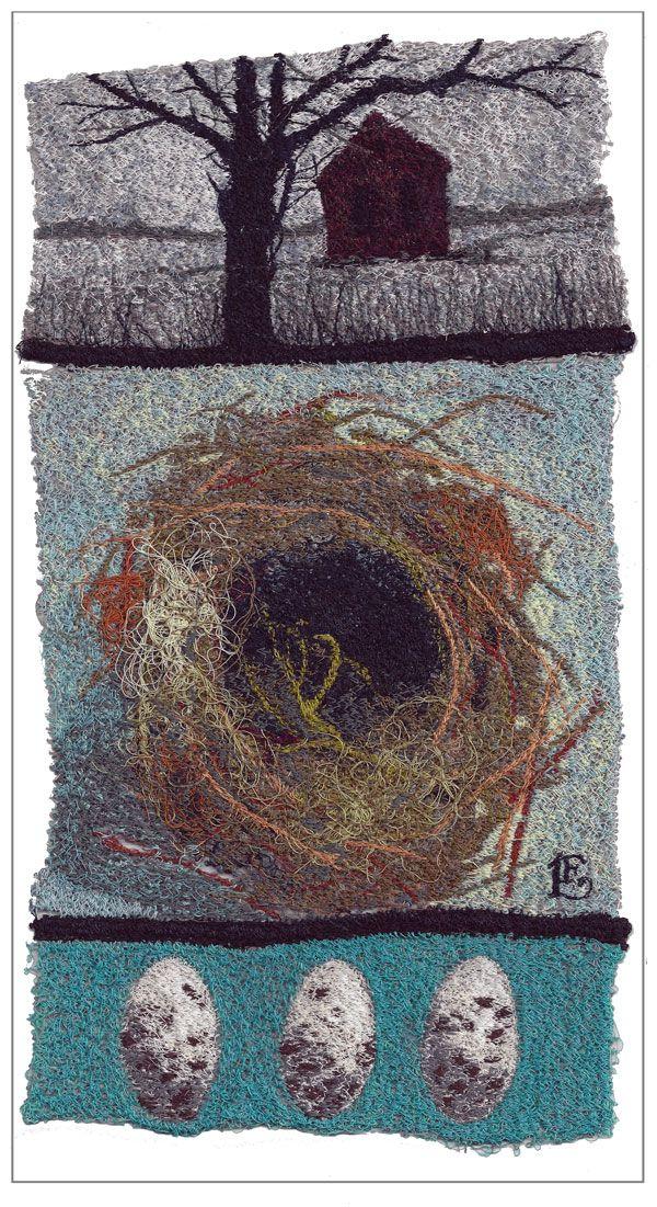 free hand machine embroidery « Lauren Finley's Blog