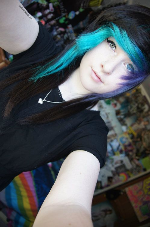 Rainbow Head.