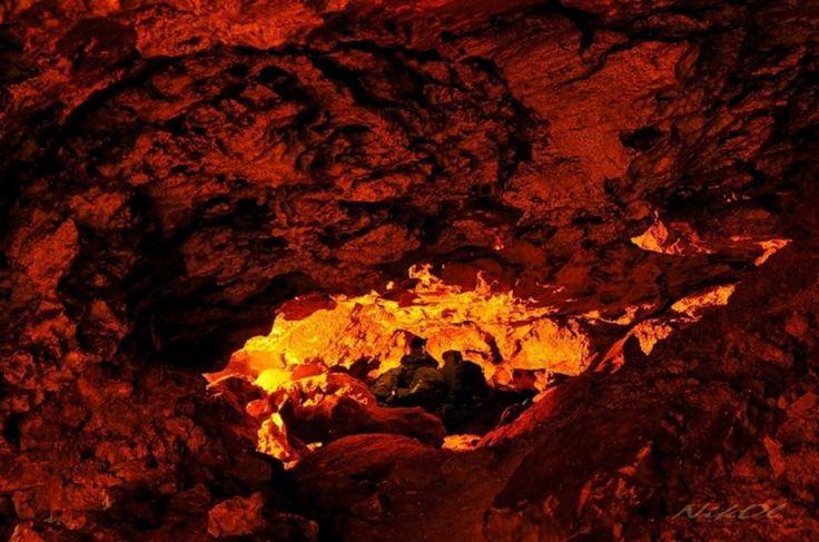 Природные чудеса России, коралловый грот, Кунгурская пещера, Россия, Пермь.
