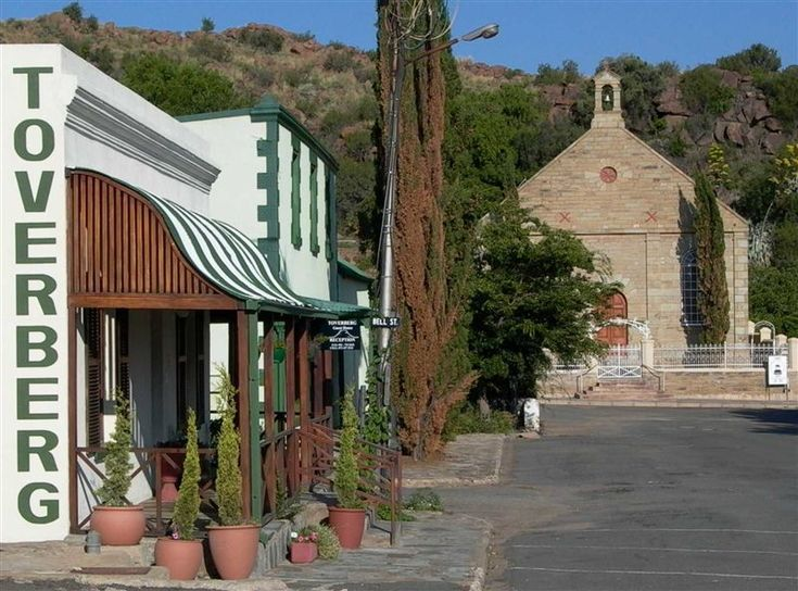 Toverberg Guest Houses - Toverberg Guest Houses consist of restored historical town houses in the quiet part of Colesberg. Colesberg is a traveler's oasis on the main routes to the coast and interior where the N1 and the N9 meet.In ... #weekendgetaways #colesberg #southafrica