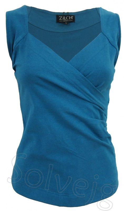Steel top jurk van Zilch