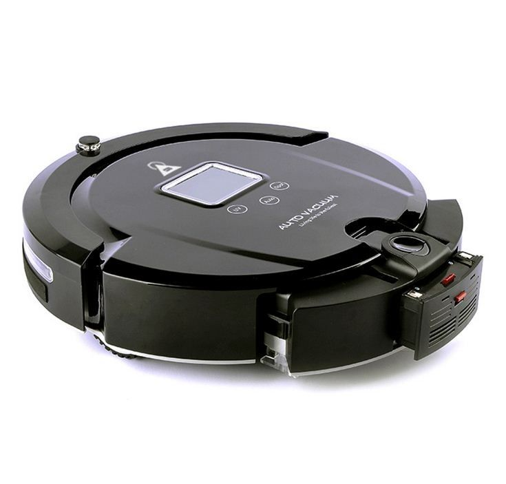 Auto Vacuum Cleaner Robot Aspiradora (Anti Collision Anti Fall,LCD Screen,HEPA Filter,Auto Clean) Home Cleaning Appliances a320