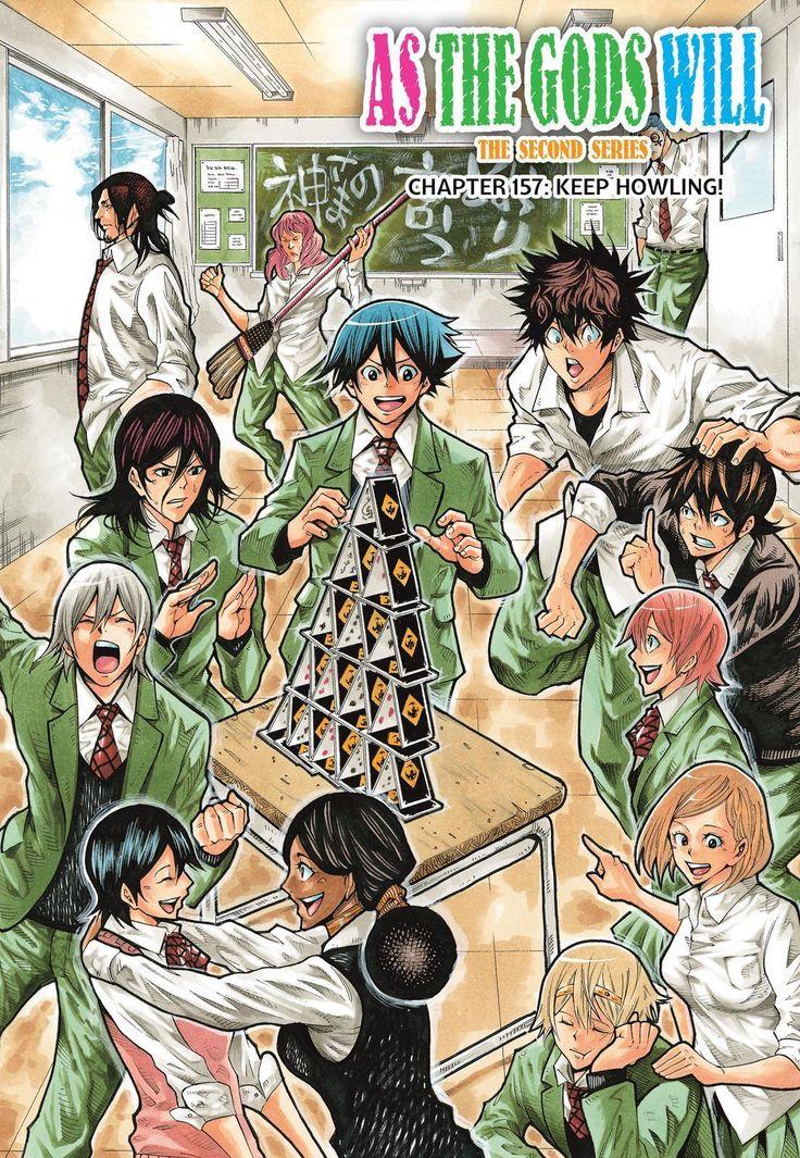 Kami Sama No Iutoori Ni Chapter 157 Mangahasu Anime Manga Art Manga