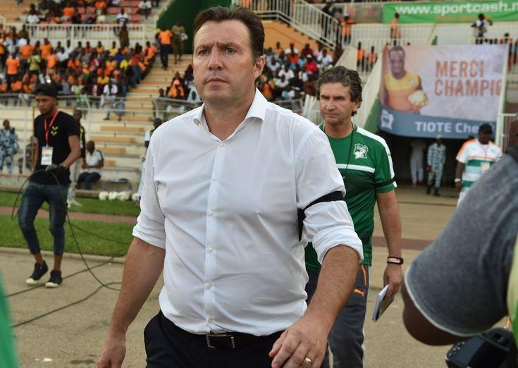 Marc Wilmots is niet bepaald voortvarend begonnen aan zijn avontuur als bondscoach van Ivoorkust: na de 5-0 pandoering tegen Nederland, leden Les Eléphants...