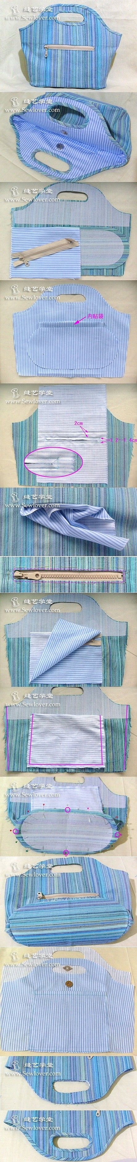 Handmade DIY holiday 闲包 wrapped 做法