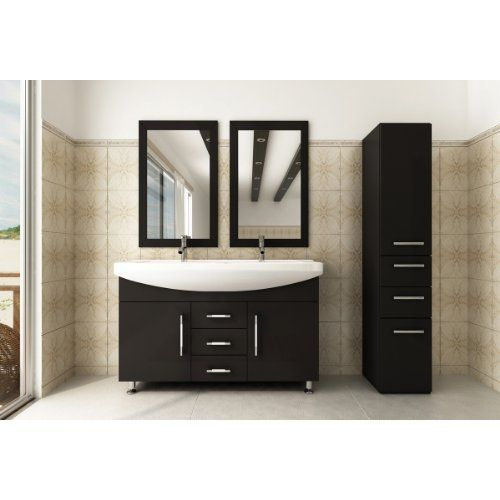 Bathroom Vanities 70 Inch With Top And Sink: 70 Inch Bathroom Vanity With  Top: