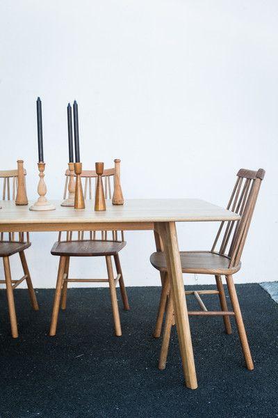 Folke Dining Table - RECTANGLE