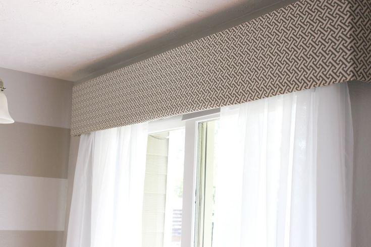 Sliding patio door curtains ideas - Cornice Window Treatments Omh Cornice Box Help And The