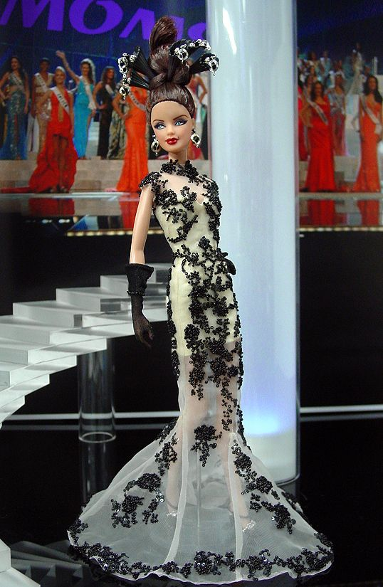 Miss Altay Barbie Doll 2011