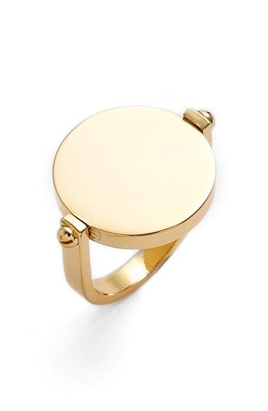 Trina Turk Disc Ring available at #Nordstrom