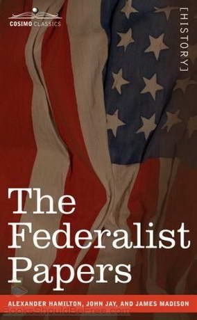 An excellent educational read~ The Federalist Papers (correctly known as The Federalist) are a series of 85 articles advocating the ratification of the United States Constitution.   The Federalist Papers serve as a primary source for interpretation of the Constitution.