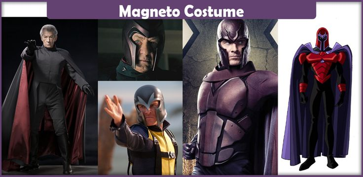 The best guide on making a Magneto costume from Marvel's X-Men. Here you will find a list of everything you will need to make an accurate…