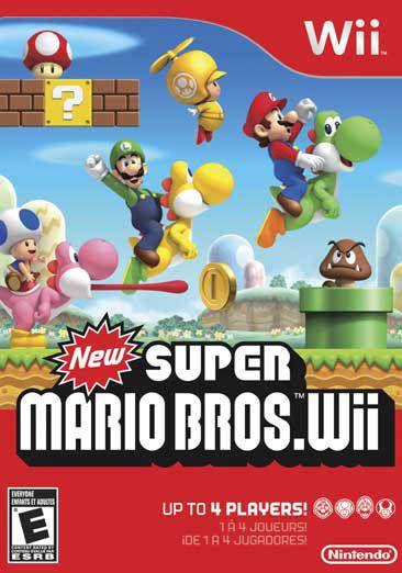 Nintendo Wii - New Super Mario Bros.