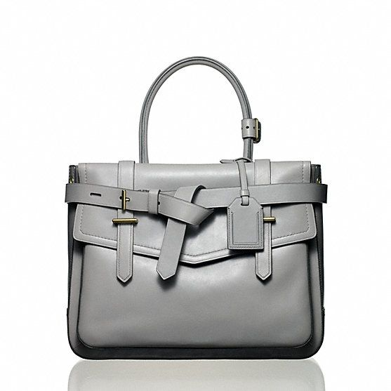 Be true to thyself-fashion iconic bag with new twist (Reed Krakoff Boxer) Item#1290
