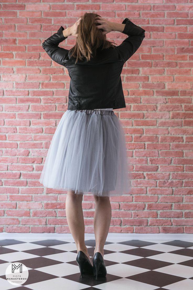 Swan Skirt #swan #skirt #tulle #gdyniarocks #gdynia