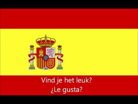 Spaans Leren: Wat Uitdrukkingen - YouTube