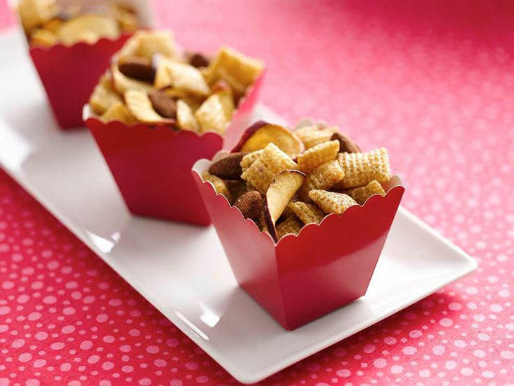 Cinnamon Cider Chex® Party Mix