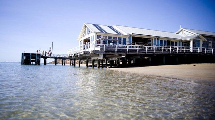 Favourite beach Wedding Venue. Beautiful rustic venue right on Barwon River mouth. At The Heads Barwon Heads.