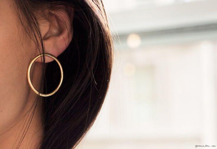 fav earrings by Soko