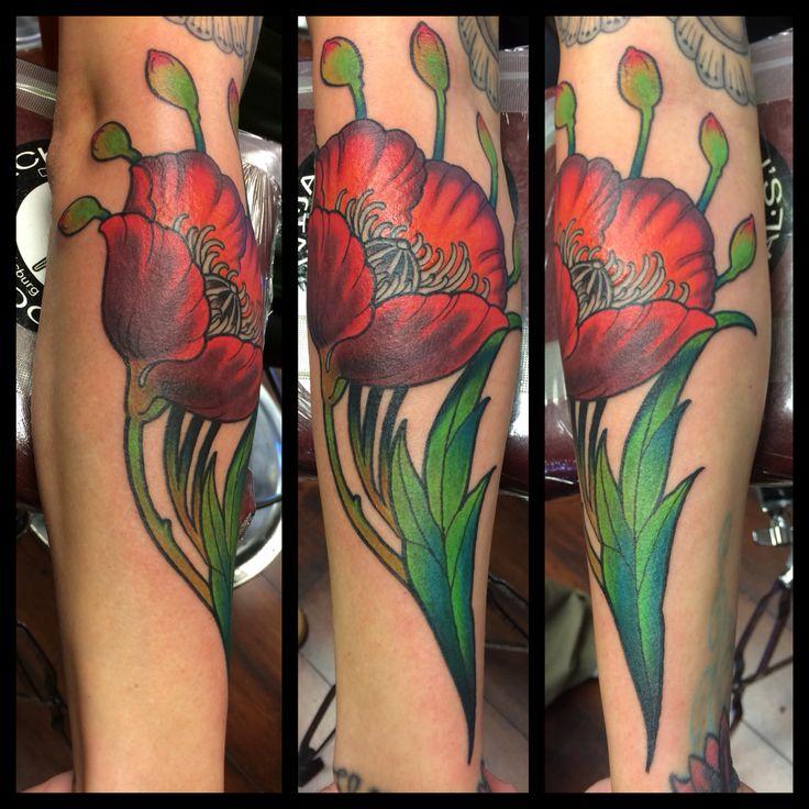 Fredericksburg virginia tattoo artist chance kenyon