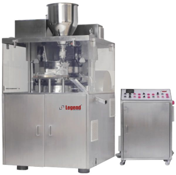 Leading Pharma machine, Prima Press Double Rotary Tablet Compression machine is available at Legend Pharma Technologies!!!