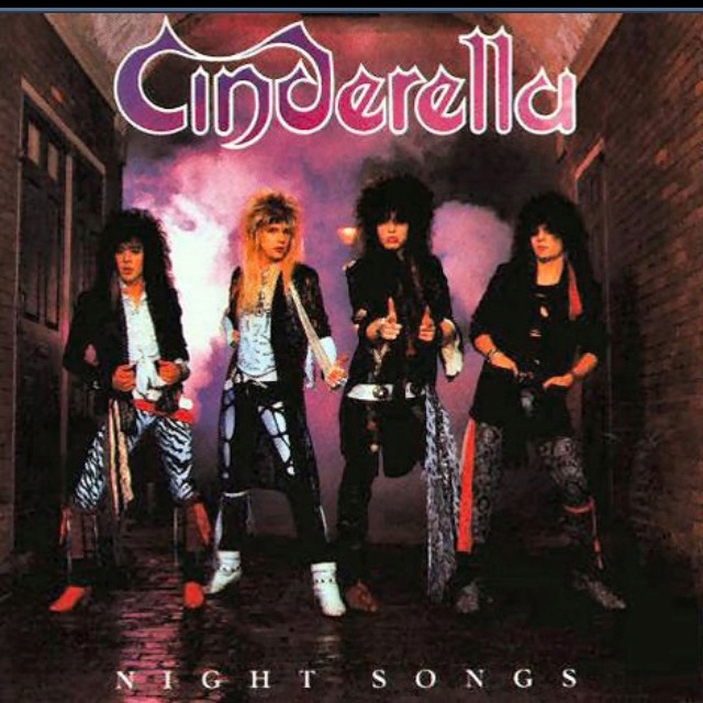 Cinderella the band   Come on feel the noise; girls, rock your boys ...