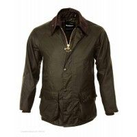 Barbour Classic Bedale Wax Jacket - Olive MWX0010OL71 (A835) - Barbour - Our Brands | Country Attire