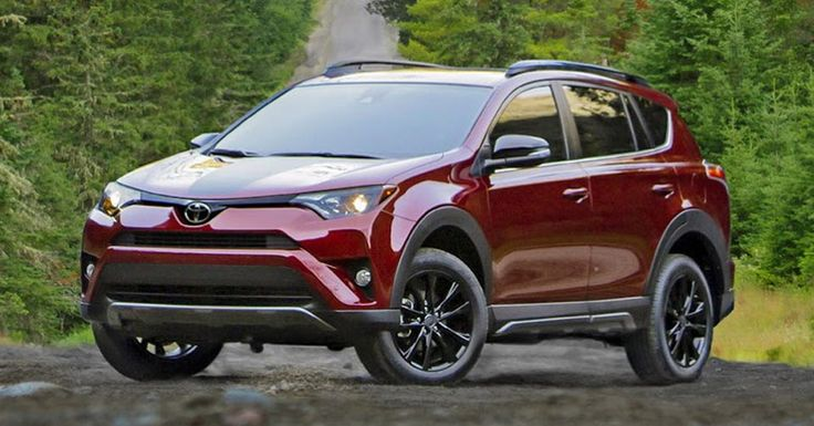 Toyota's 2018 RAV4 Adventure Starts From $28,695 #New_Cars #Prices