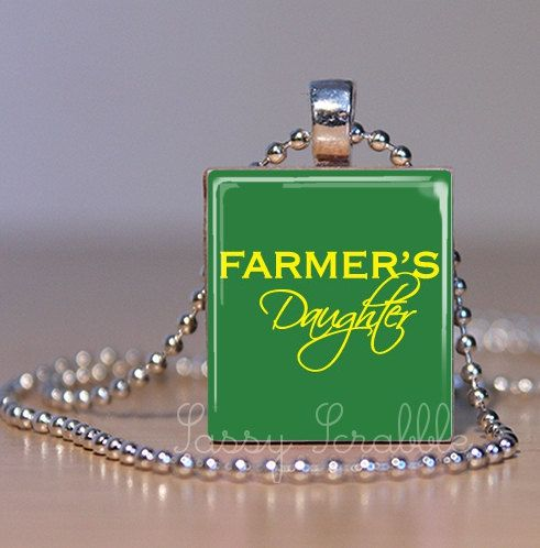 107 best scrabble tile pendants images on pinterest country song discover and share farm boy quotes find this pin and more on scrabble tile pendants mozeypictures Images