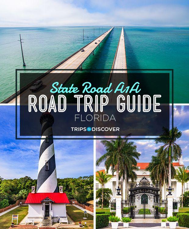 State Road A1A da Flórida – Guia de viagens por estrada   – Road Trips