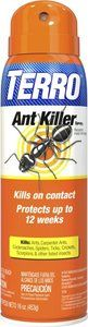 TERRO Ant Killer Spray 16oz #LiveBugFree