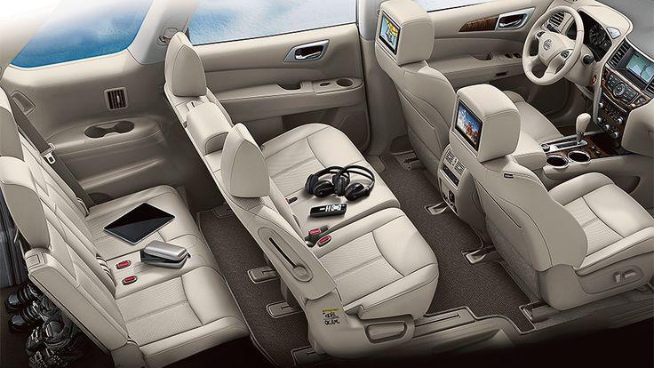 2014 Nissan Pathfinder Interior | 2014 Nissan Pathfinder Interior