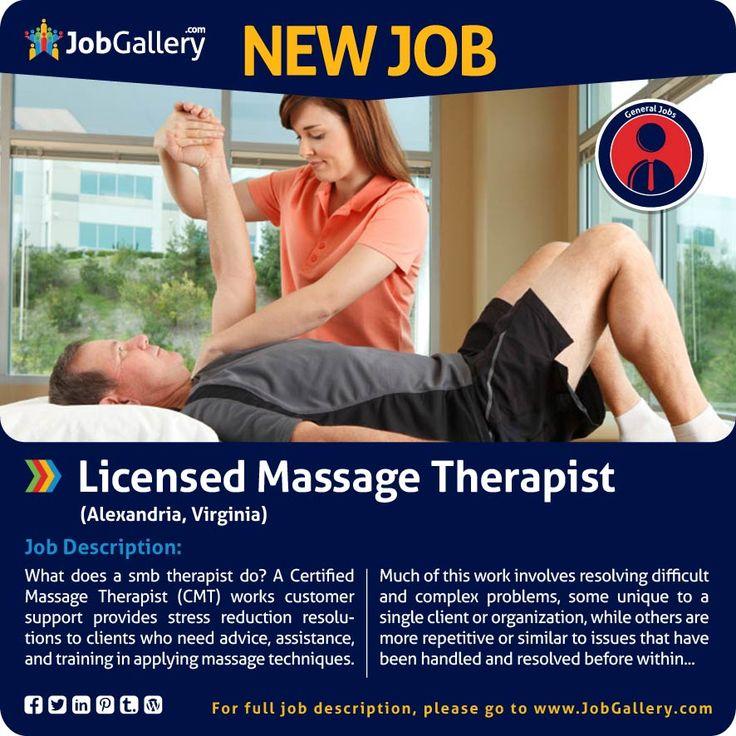 licensed massage therapist woodstock jobs