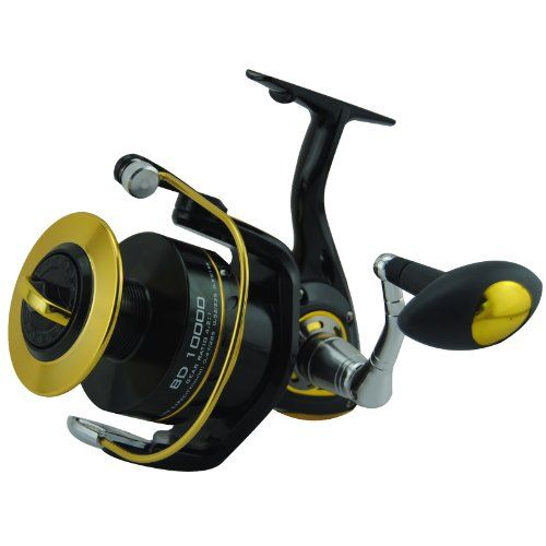 298 best images about fishing on pinterest for Heavy duty fishing reels