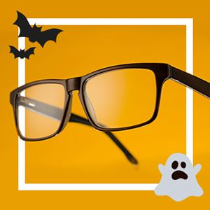 #eyewear  http://www.planetgoldilocks.com/eyeglasses.htm    #GlassesUSA -is happy to bring you our 50% off Halloween Sale! Choose from 1,000's of designer frames to find a perfect pair as low as $24 with free shipping Coupon code: TREATS50 #eyewearfashions  #halloweencoupons