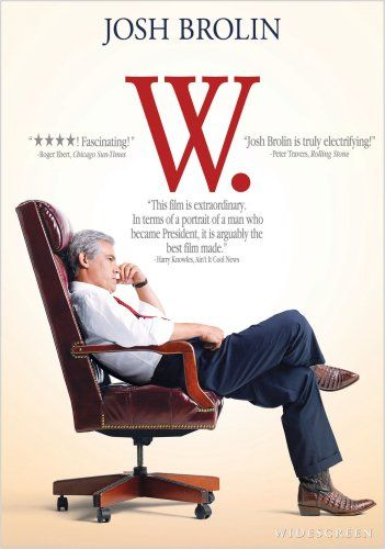 W. (Widescreen) Actors: Josh Brolin, Elizabeth Banks, Ioan Gruffudd, Colin Hanks, Toby Jones.. Format: AC-3, Closed-captioned, Color, Dolby, DVD, Subtitled, Widescreen, NTSC.. Language: English. Subtitles: English, Spanish.. Region: Region 1 (U.S. and Canada only).. Rated PG-13. Run Time: 129 minutes..  #Vidmark/Trimark #DVD