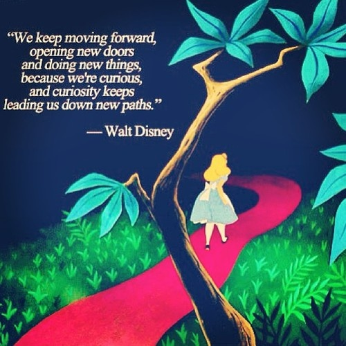 Disney Alice In Wonderland Quote: Alice In Wonderland Curiosity Quotes. QuotesGram